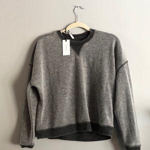 Z supply sweater from LuLu's